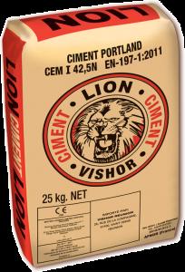Sac de Ciment CEM I 42,5N